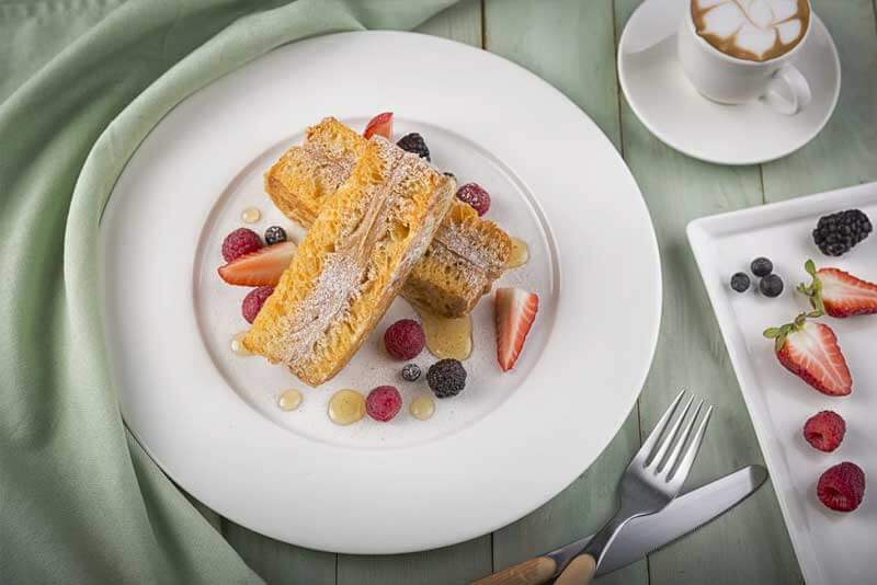 Long Island French Toast